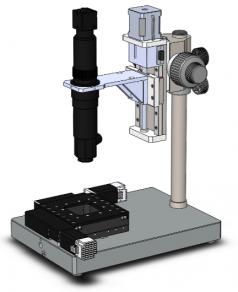High Quality 3D Digital Microscope (Top-Eye P3)