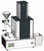 Contamination analyzer in pellets and granules